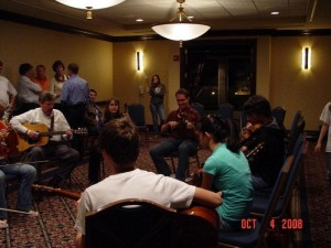 Young Person's Jam at the Hilton