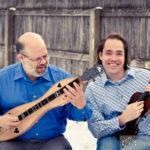 fiddling-duet