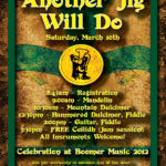 Fort Collins Celtic Music Workshop – March 10, 2012