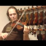 Irish Washerwoman – Fiddle Tune a Day – Day 57