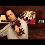Spider Bit the Baby – Fiddle Tune a Day – Day 59