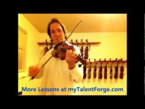 turkey-in-the-straw-fiddle-lesson