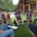 Rocky Mountain Fiddle Camp - Photo By Pete Ballerstedt