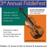 Greeley, CO Fiddle Contest 2013
