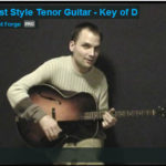Guitar and Tenor Guitar Accompaniment Lessons by Daniel Carwile