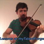 Orange Blossom Special Fiddle Lesson – by Matthew Hartz