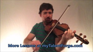 Orange Blossom Special Fiddle Lesson