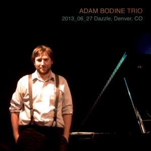 adam bodine trio with Vi Wickam at Dazzle Jazz