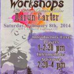 Denver Fiddling Workshop with Aarun Carter