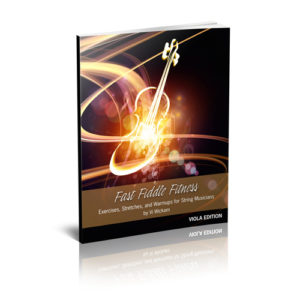 Fast Fiddle Fitness Viola eBook