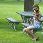 Greeley Fiddle Contest 2014 at the Weld County Fair