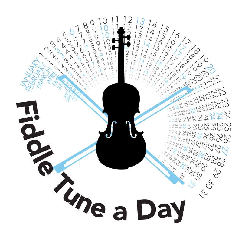 Fiddle Tune a Day Logo