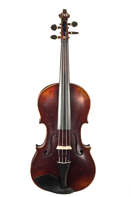 Violin Copy Of Ole Bull Made In Germany Vi Wickam