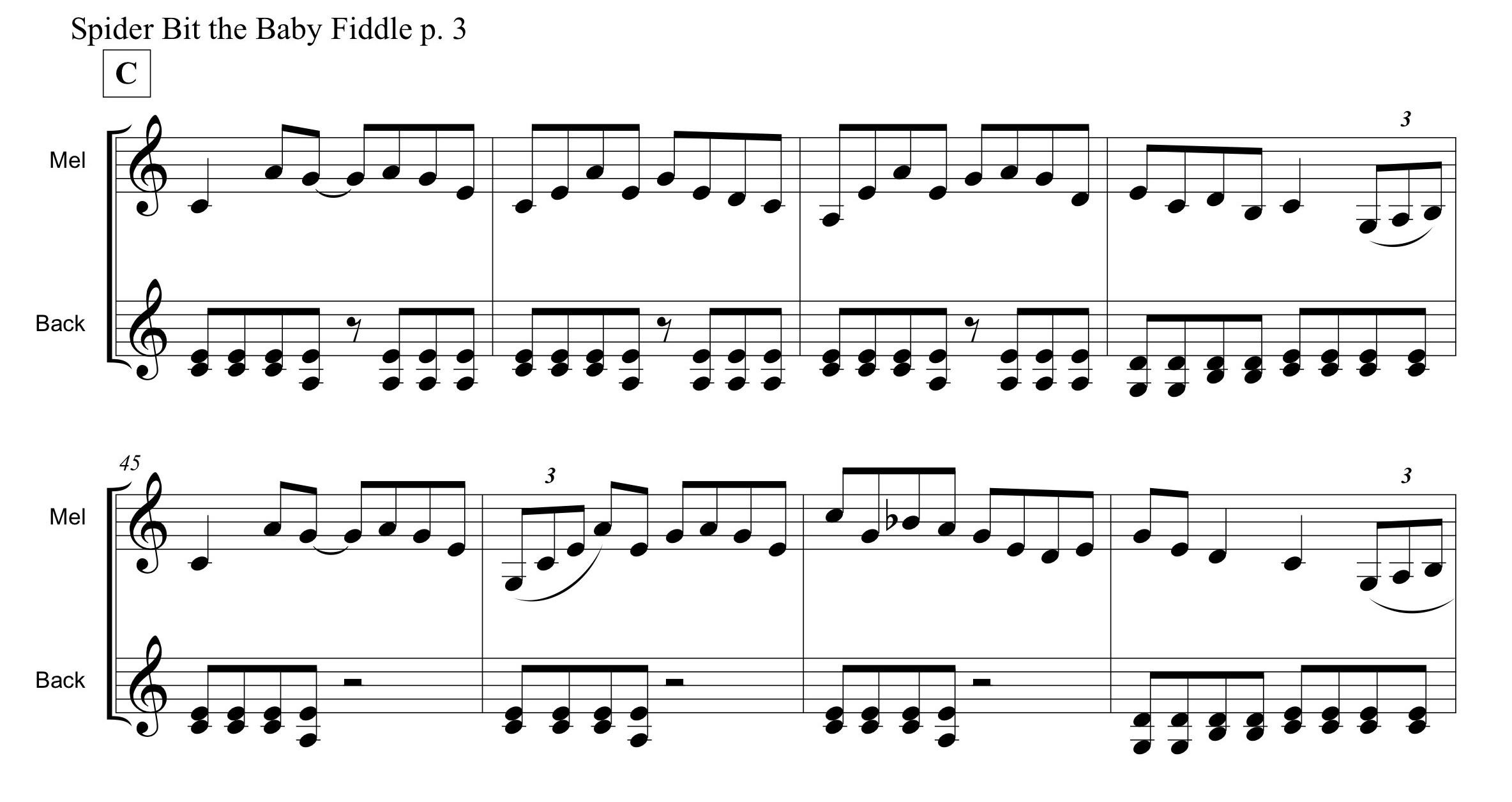 Twin Fiddle