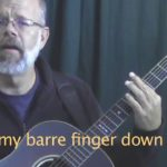Guitar Bar/Barre Chords Tip #2