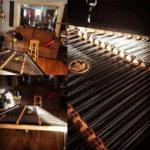 Hammered Dulcimer Studio Collage ((photo: Steve Eulberg)
