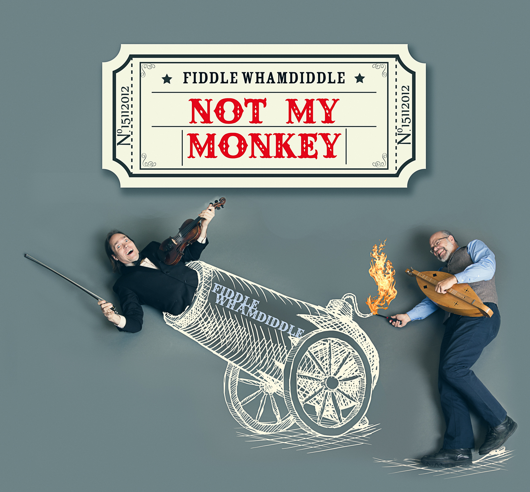 Not My Monkey