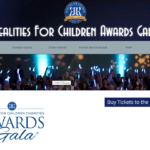 Strolling Violin at Realities for Children Gala