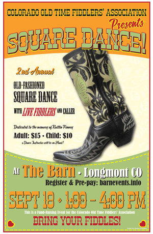 2016 COTFA Square Dance