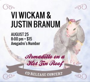 vi wickam justin branum cd release concert