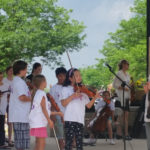 Blazing Fiddles Youth Camp Signup