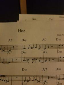 An original tune by Paul Anastasio