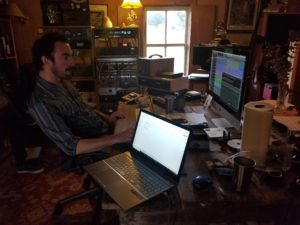 Joel Savoy, Recording & Mixing Engineer