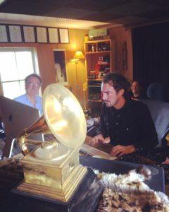 Paul, Grammy, Joel and Vi