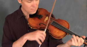 fiddle lessons with Vi Wickam