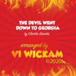 The Devil Went Down to Georgia - Sheet Music