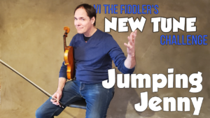 Jumping Jenny New Tune Challenge